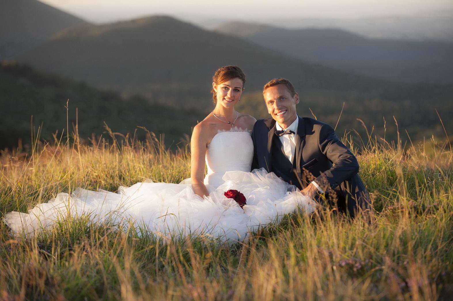 Photographe de mariage à Vichy
