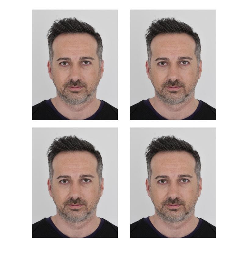 Photos d'identité nouvelles normes à domicile ou à mon  studio_1